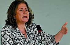 Autoridades - MPOG - Ministra do Planejamento, Orçamento e Gestão Miriam Belchior