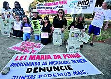 Segurança pública - Violência doméstica - Lei Maria da Penha - Violência contra a mulher