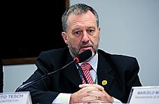 """Audiência Pública. Tema: """"As ações visando à qualificação e capacitação profissional de mão de obra para a Copa do Mundo de 2014."""