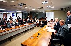 Instalação da Comissão Mista sobre a MP 571/12, que complementa o texto do novo Código Florestal.