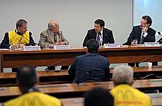 Audiência Pública. Tema: Política de salários adotada pela rede McDonalds no Brasil