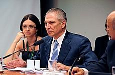 Reunião Ordinária - dep. Angelo Vanhoni (relator)
