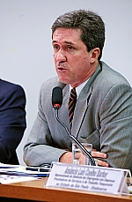 Weber Magalhães (representante da CBF)