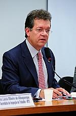 Dep. Laércio Oliveira (vice-presidente)