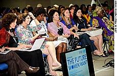 Reunião da ONU Mulheres, na Rio+20.