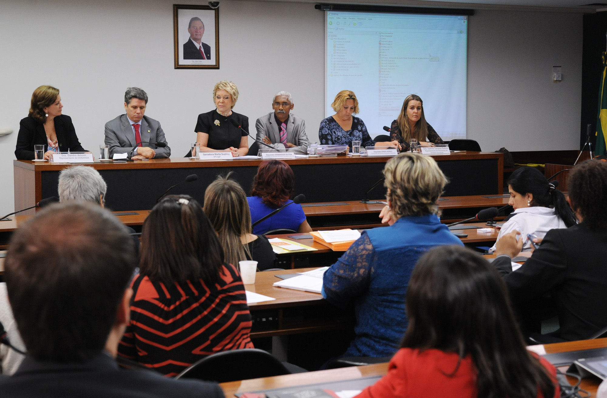 1º Seminário Infância Livre de Consumismo. Foto de Alexandra Martins / Agência Câmara