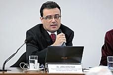 Joelson Dias (representante do Conselho Federal da Ordem dos Advogados do Brasil - OAB)