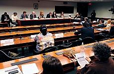 Audiência Pública: Implementação das políticas públicas de educação ambiental produzidas durante a Conferência das Nações Unidas sobre Desenvolvimento Sustentável (Rio + 20)