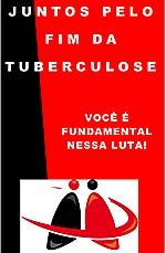 Folder campanha pelo fim da tuberculose