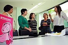 DEAM do DF: reunião com a delegada Ana Cristina Melo Santiago (204/205 sul, em frente ao eixo)