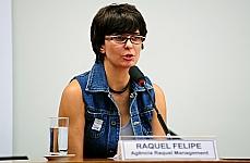 Raquel Felipe (proprietária da Agência de modelos Raquel Managment)