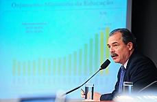 Reunião Ordinária - Aloizio Mercadante (ministro da Educação)