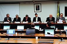 Audiência Pública: PL 3722/12, que disciplina as normas sobre aquisição, posse, porte e circulação de armas de fogo e munições