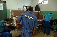 Direitos Humanos - jovens - Caje (centro de internação de adolescentes do DF) capotaria