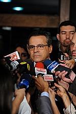 Entrevista com o Presidente da Câmara dos Deputados, dep. Henrique Eduardo Alves