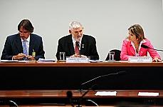 Audiência Pública e Reunião Ordinária: deliberação de requerimentos