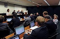 Instalação da comissão