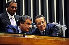 Debate sobre Segurança Pública e Violência no Trânsito. Min. da Justiça José Eduardo Cardozo e dep. Henrique Eduardo Alves