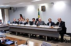 Audiência pública sobre MP 592/2012 que destina 100% dos royalties das futuras concessões de petróleo para investimentos na área de educação