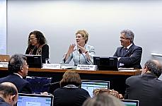 Reunião Ordinária com a presença da ministra da Cultura, Marta Suplicy, para apresentação do Plano Estratégico para o ano de 2013
