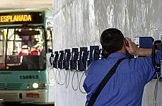 Comunicação - telefonia -telefone público
