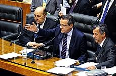 Votação da MPV 594/2012. Henrique Eduardo Alves (presidente da Câmara dos Deputados)