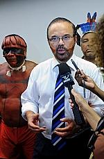 Grupo de Trabalho em Defesa dos Povos Indígenas. Dep. Lincoln Portela (PR-MG)
