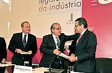 Lançamento da Agenda Legislativa da Indústria 2013