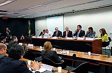 Audiência pública sobre o  Projeto de Lei Complementar nº 554/10, que trata da concessão de aposentadoria especial a servidores públicos que exerçam atividade de risco. Bem como as questões relacionadas às categorias afetadas