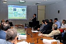 Reunião preparatória para a Comissão Geral sobre a Seca, com a presença de Caio Augusto dos Santos Coelho, pesquisador do Centro de Previsão do Tempo e Estudos Climáticos do Instituto Nacional de Pesquisas Espaciais (INPE)