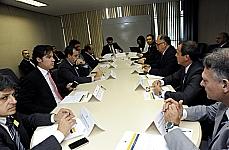 Reunião do Grupo de Trabalho Técnico com o objetivo de aperfeiçoar a PEC 37/11, que pretende limitar os poderes investigativos na esfera criminal às polícias civil e federal, inviabilizando a atuação de outros órgãos, como o Ministério Público