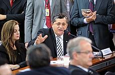 Audiência pública para prestação de esclarecimentos acerca da identificação e delimitação das terras indígenas no Brasil. Dep. José Guimarães (PT-CE)