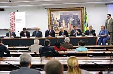 Audiência pública sobre o Projeto de Lei 573/11, que altera a Lei da Anistia (6.683/79)