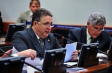 Reunião deliberativa sobre os projetos que alteram a legislação eleitoral. Dep. Anthony Garotinho (PR-RJ)