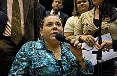 Sessão Extraordinária. Votação da PL 7663/2010. Dep. Rosinha da Adefal (PTdoB-AL)