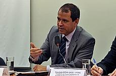 Reunião com a Frente Parlamentar da Assistência Técnica e Extensão Rural para debater