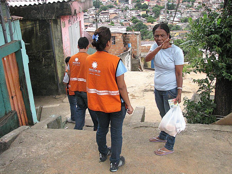 Saúde -Geral - agentes comunitários de saúde