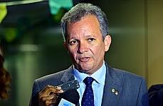 Dep. André Figueiredo (PDT-CE) concede entrevista