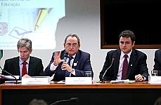 Audiência pública para discutir a fiscalização dos Recursos Federais repassados às Prefeituras Municipais para utilização na área de educação