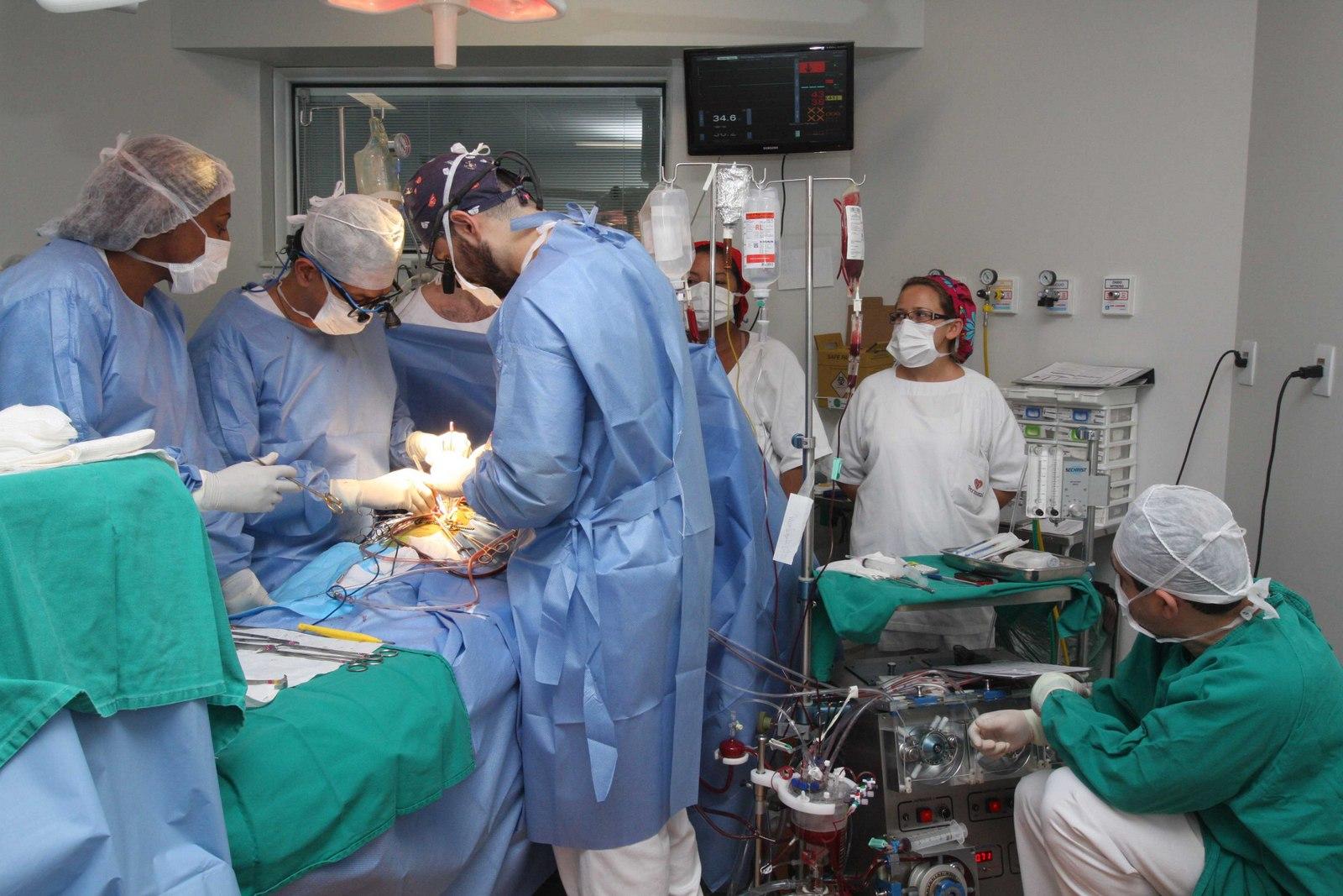 Saúde - Geral - Transplantes de órgãos cirurgia