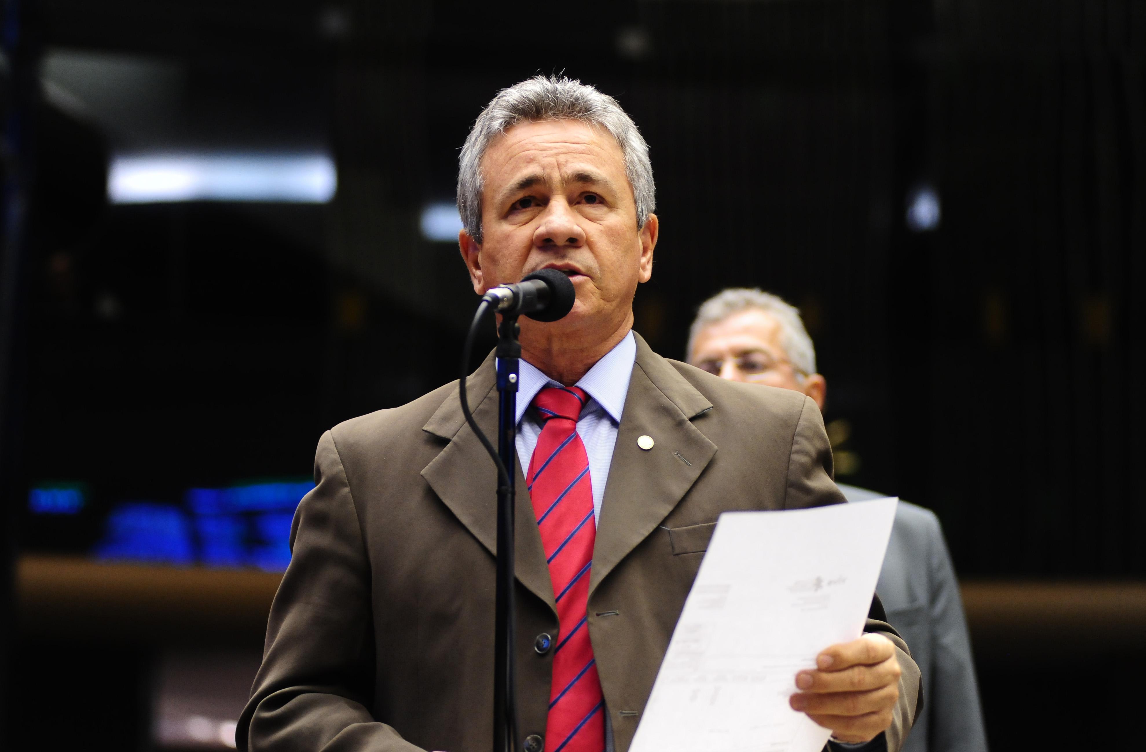 Deputado Carlos Souza (PP-AM)