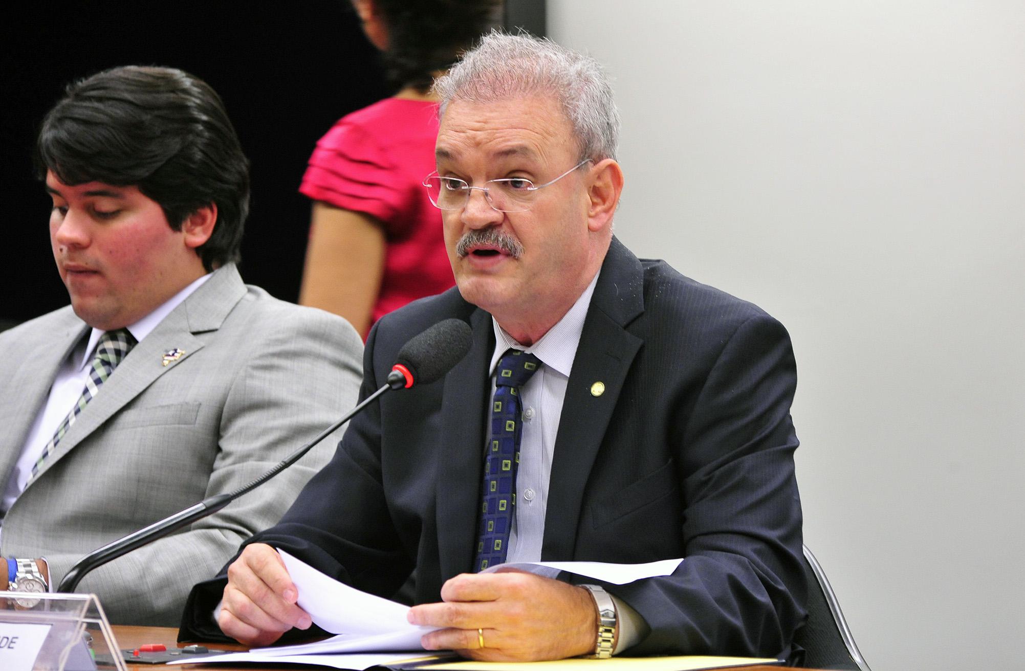 Audiência Pública. Dep. Geraldo Resende (PMDB - MS)