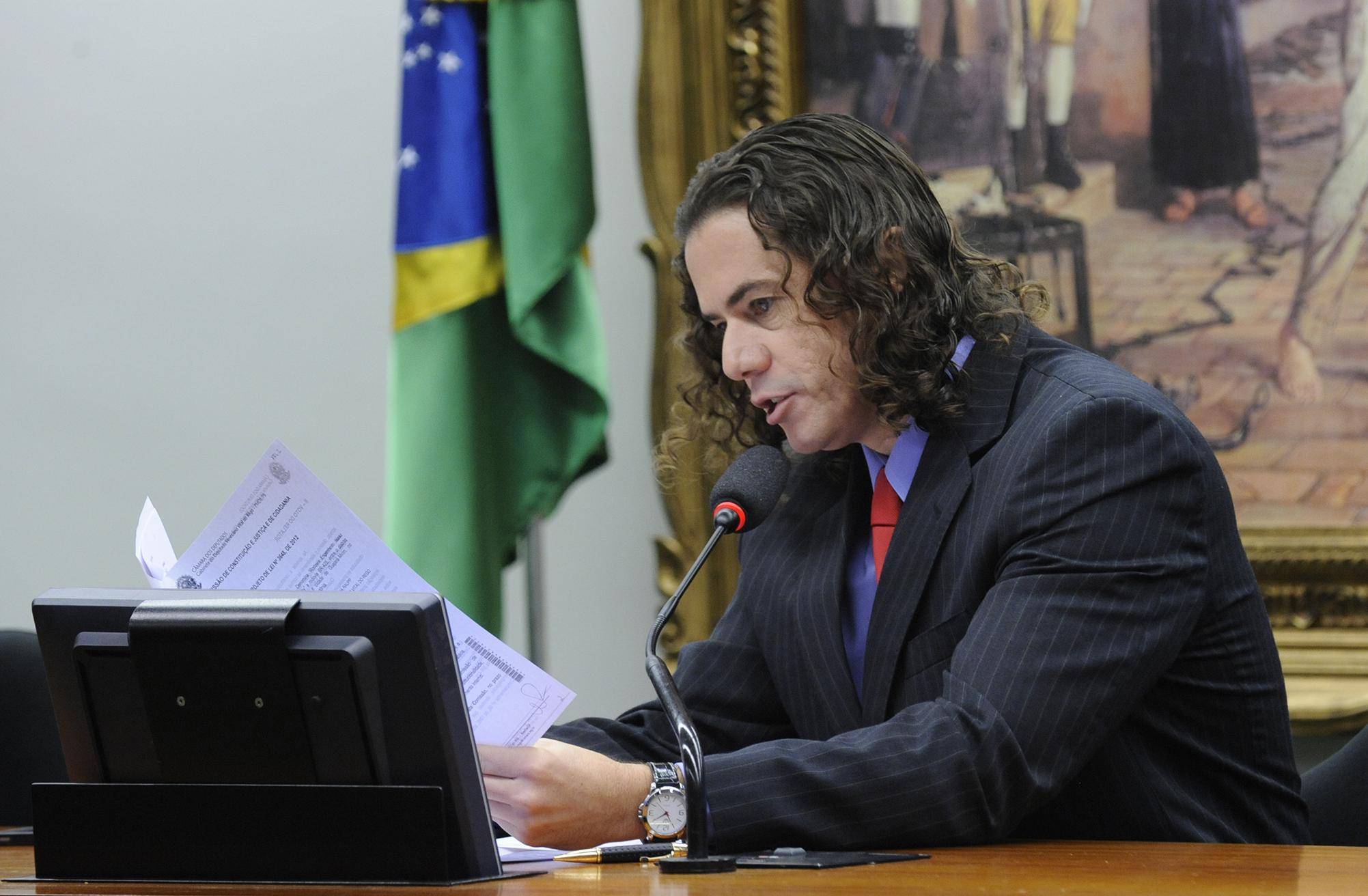 Reunião Ordinária. Dep. Veneziano Vital do Rêgo (PMDB-PB)