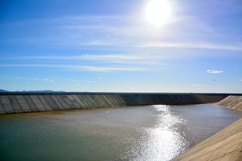 Governo - Obras públicas - transposição do Rio São Francisco seca água irrigação agosto 2015