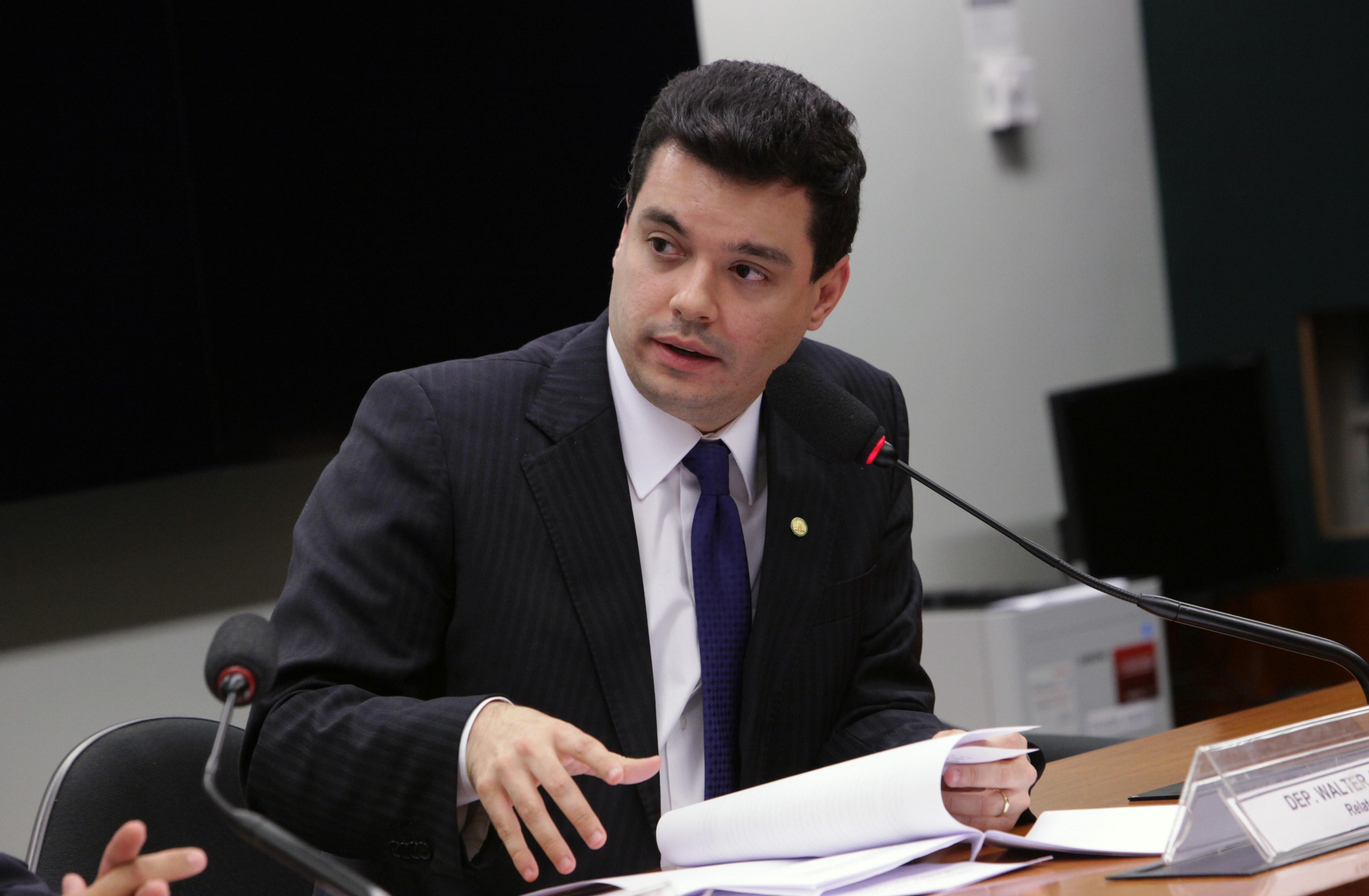 Reunião Ordinária. Dep. Walter Alves (PMDB - RN)