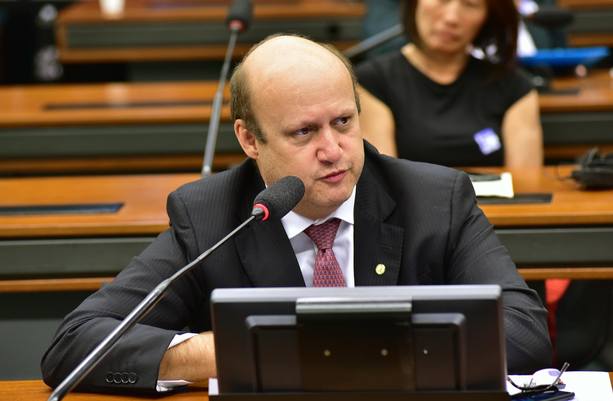 Reunião Ordinária da Subcomissão Especial Carreira Médica. Dep. Célio Silveira (PSDB - GO)