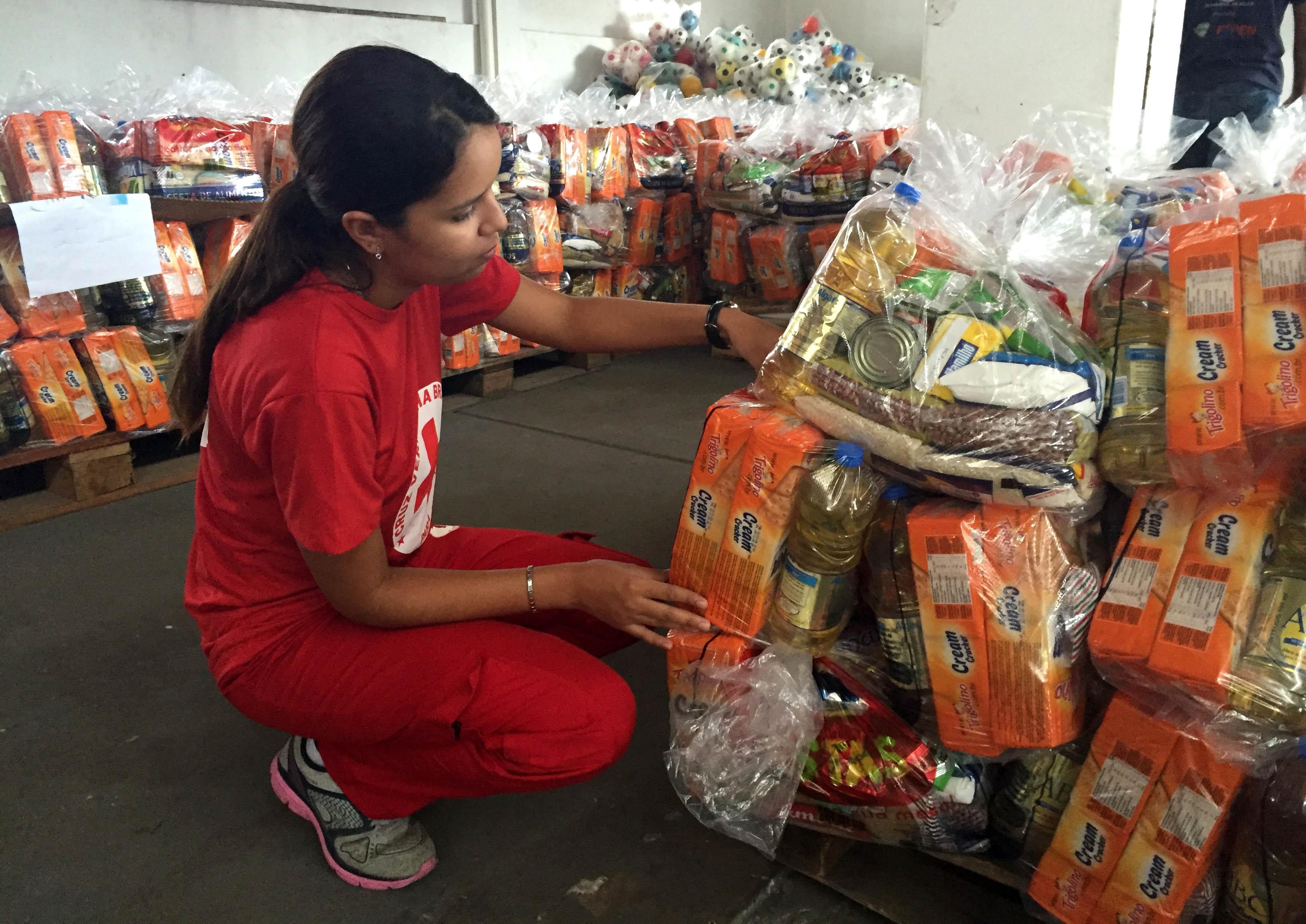 Assistência Social - geral - doações trabalho voluntário voluntariado donativos mobilização alimentos desabrigados chuva tragédia