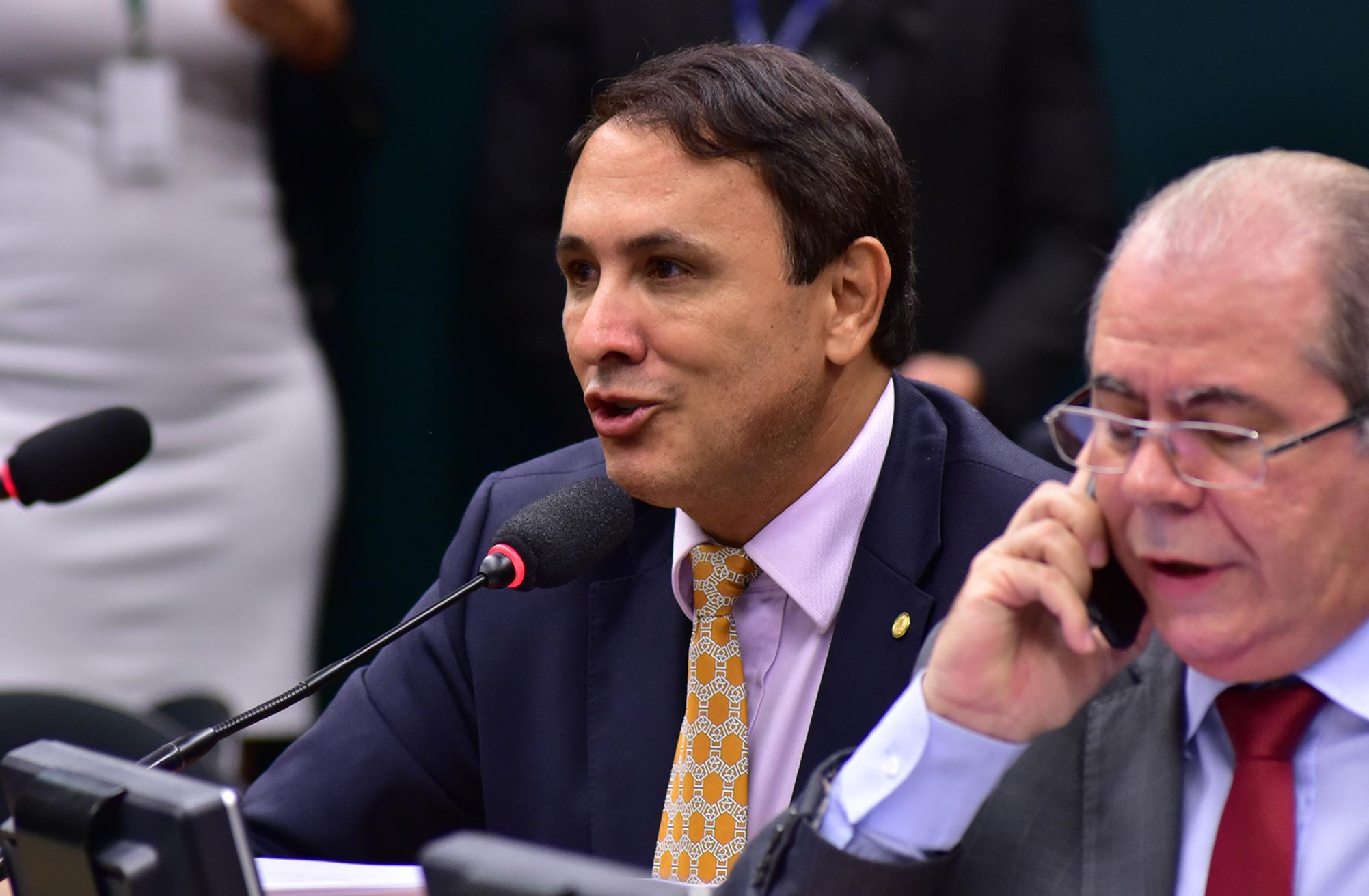 Reunião Extraordinária. Dep. Carlos Henrique Gaguim (PMDB/TO)