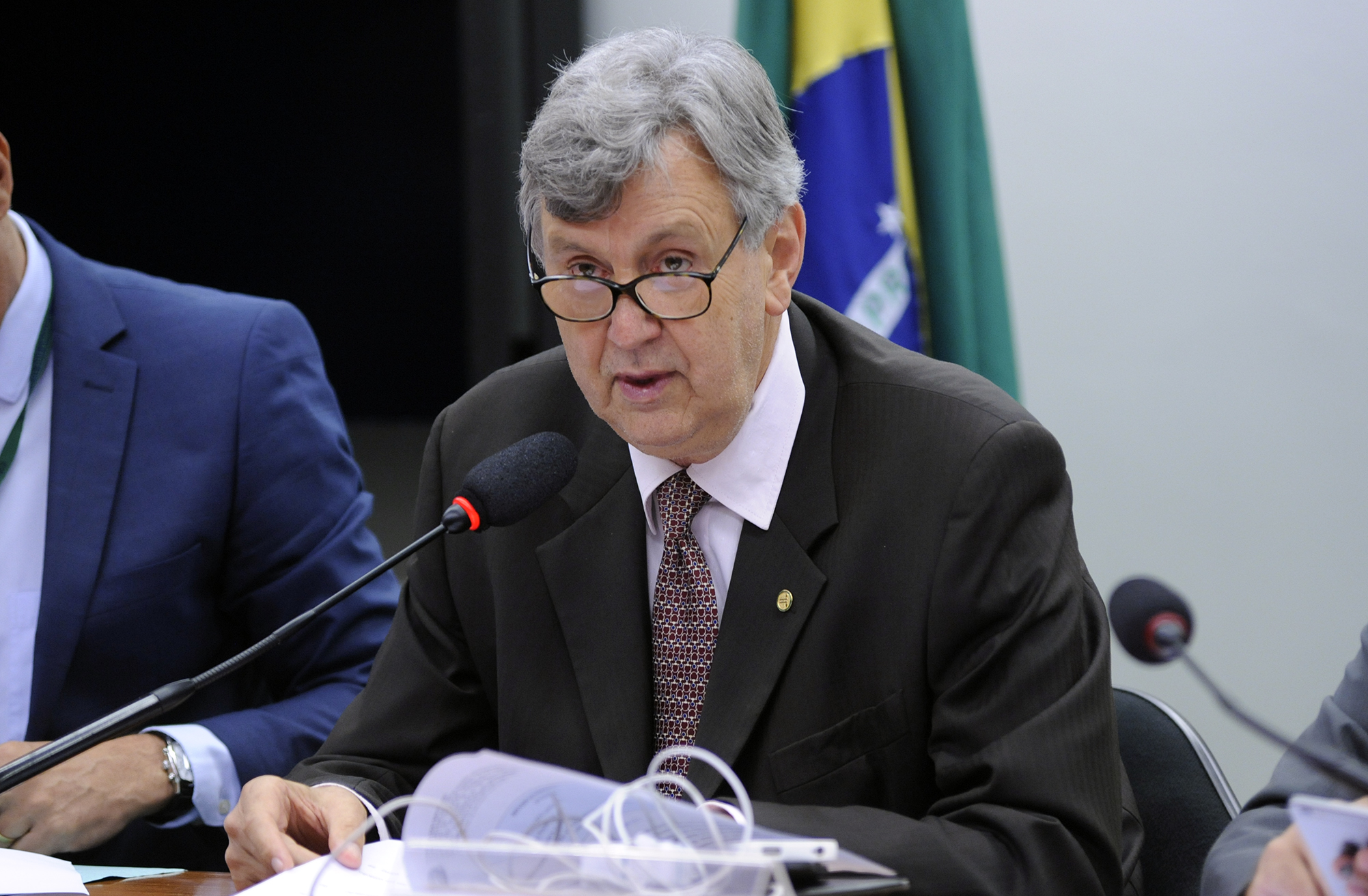 Audiência Pública e Reunião Ordinária. Dep. Luiz Carlos Heinze (PP-RS)