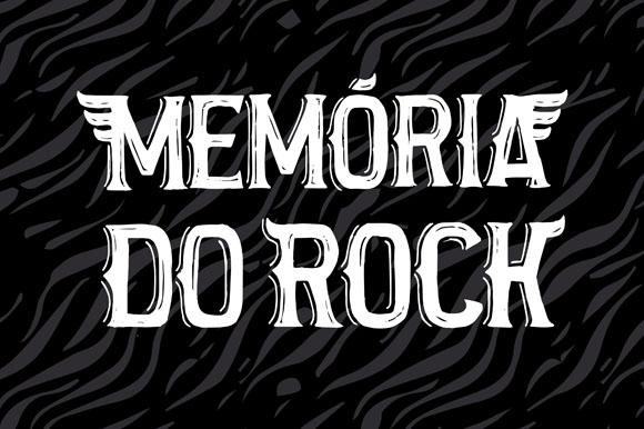 Memória do Rock - Marca